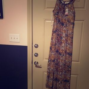 Cute maxi dress from Charming Charlie's